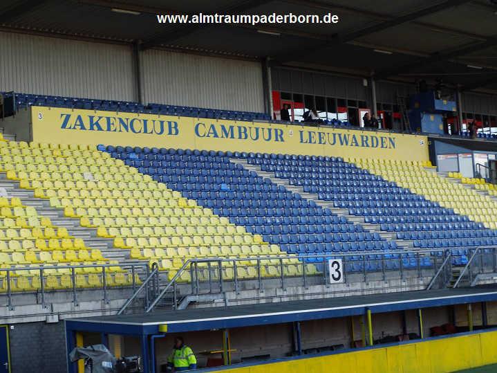 05 04 2015 Cambuur Leeuwarden Vs Go Ahead Eagles Deventer Eredivisie 1 0